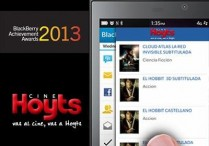 Hoyts for your Blackberry 10!