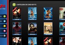 Cine Hoyts for Philips SmartTV