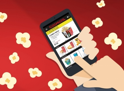 Cinemark´s Concession Apps